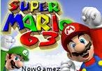 Super Mario 63 Flash