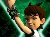 BEN 10 ENERGY HUNTER