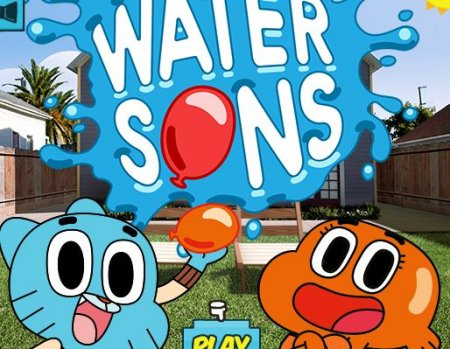 Gumball Water Sons